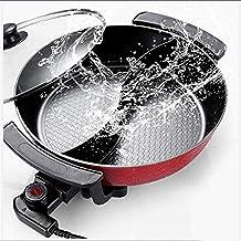 Pot Électrique De Canard Mandarin, Cuisinière Électrique De Grande Capacité 6L Domestique, Cuisinière Électrique Multifonc...
