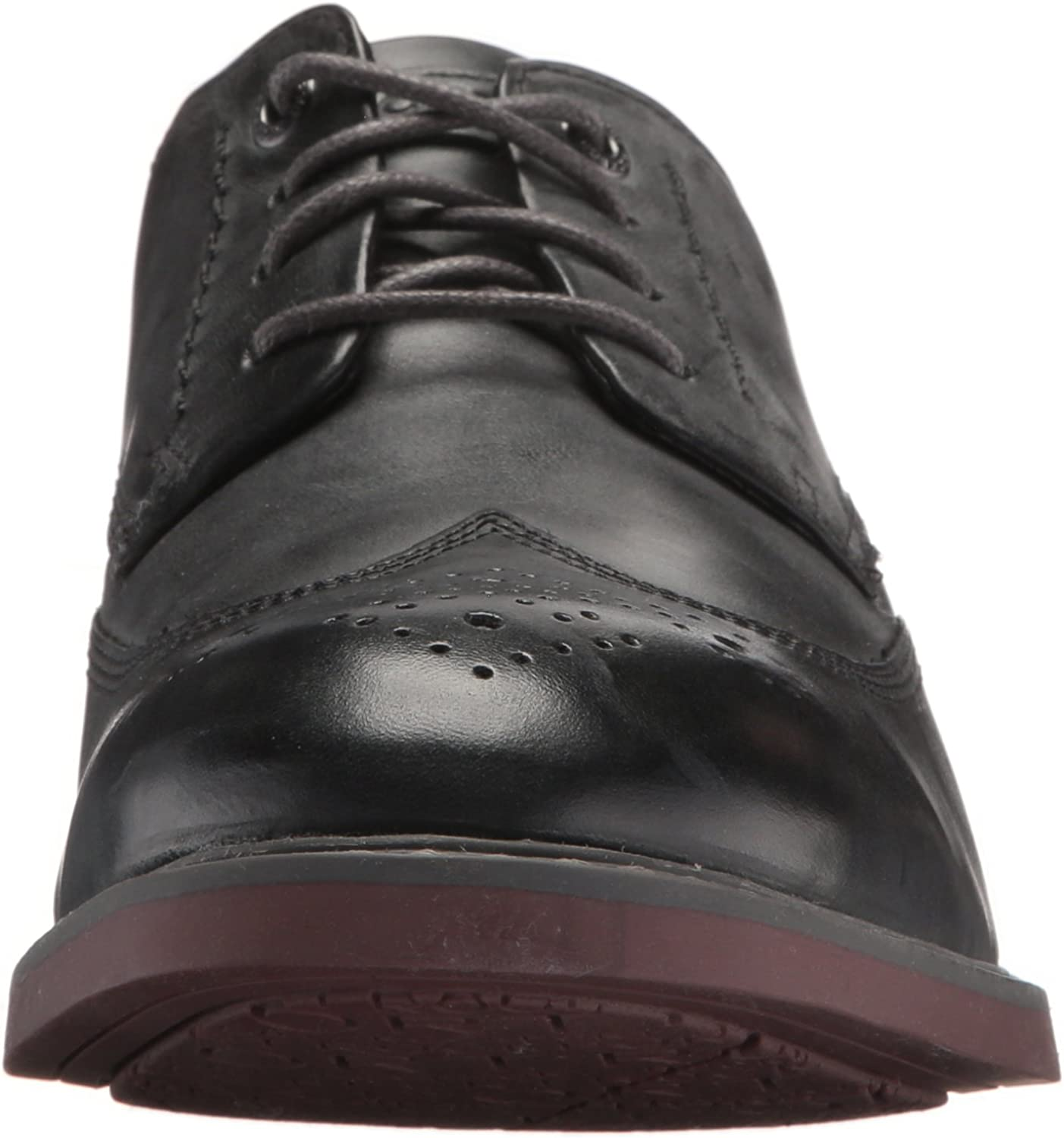 Rockport Mens Tailoring Guide Wingtip Shoe