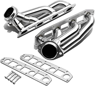 For Dodge Charger/Magnum Chrysler 300C High-Performance 2-PC Stainless Steel Exhaust Header Kit 5.7L HEMI V8
