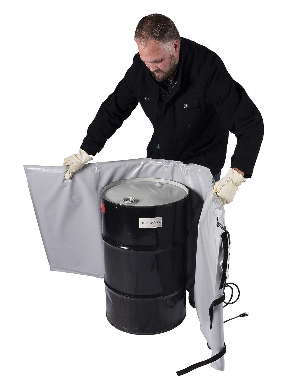Powerblanket Xtreme Fashion BH15RRG 15-Gallon Heating Bla Luxury goods Insulated Drum