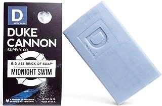 Duke Cannon Supply Co. Big Brick of Men's Soap - Midnight Swim, 10oz