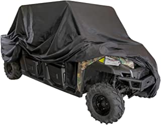 Raider 02-7725 SX-Series X-Large Weather and UV-Resistant UTV 2-Row Seating Storage Cover