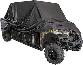 Raider 02-7725 SX-Series Weather and UV-Resistant UTV 2-Row Seating Storage Cover