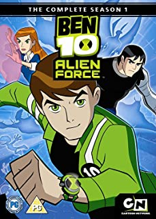 Ben 10 - Alien Force - Season 1 Complete 2010