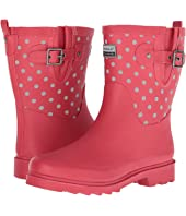 Chooka - Reflective Dot Mid Rain Boot