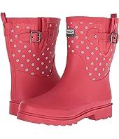 Chooka - Reflective Dot Mid Rain Boot