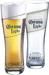 Corona Light Pilsners (Set of 4)