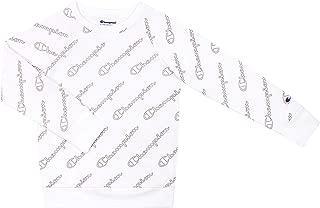 Unisex Heritage Boy and Girls Fleece Pullover Scipt Sweatshirt