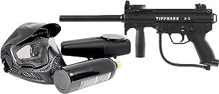 Tippmann A-5 PowerPack .68 Caliber Paintball Marker Kit