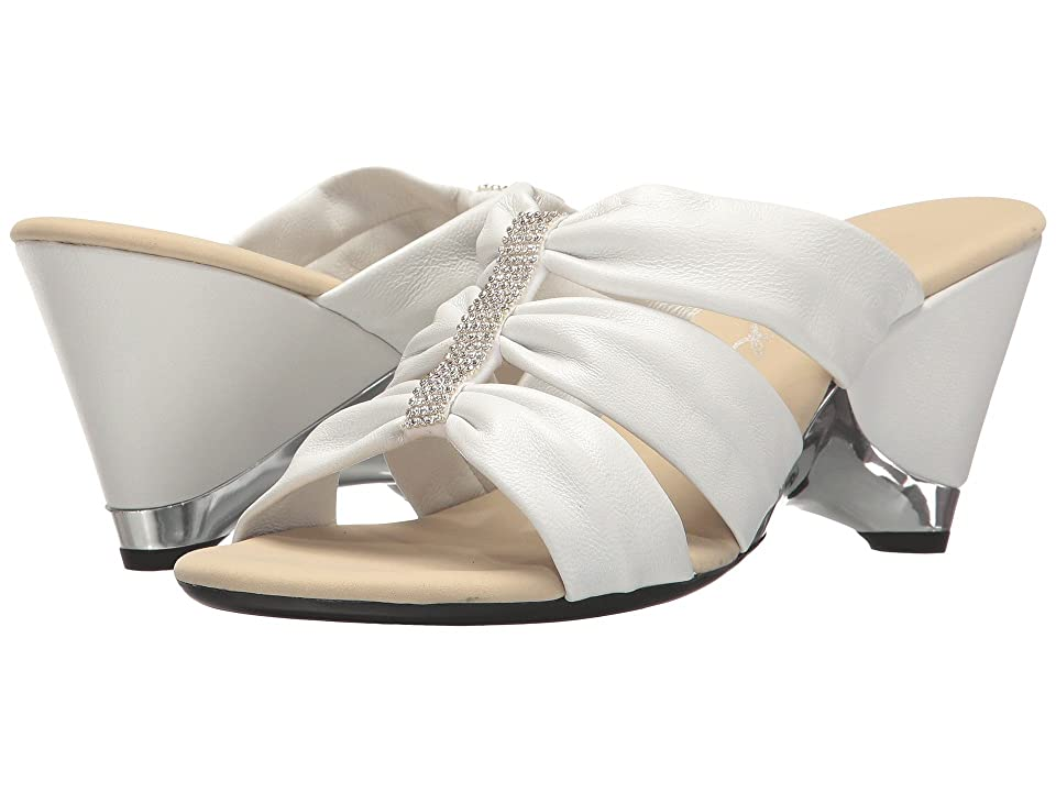 Onex Lilibeth (White/Silver) Women