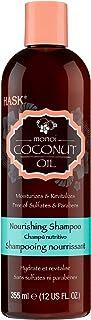 HASK Monoi Coconut Oil Nourish Shampoo, 355 milliliters
