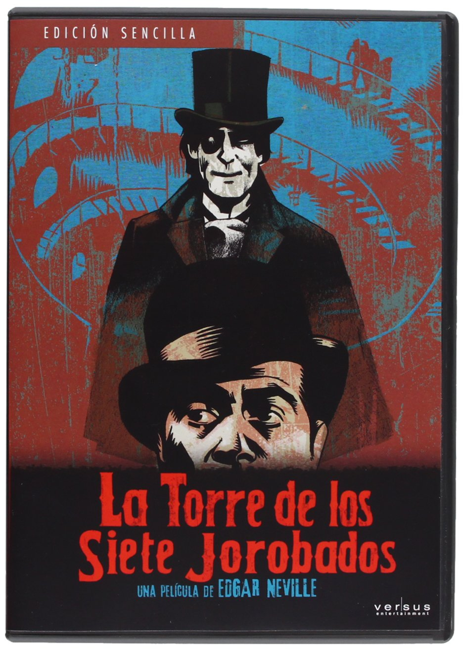 Amazon.com: La Torre De Los Siete Jorobados (Import Movie) (European Format  - Zone 2) (2012) Antonio Casal; Isabel De P : Movies & TV