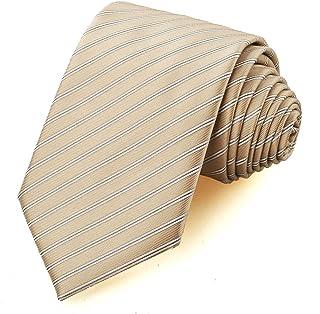 Almond color men's tie