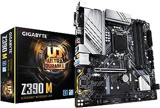 Gigabyte Z390 M Micro ATX Motherboard for Intel LGA 1151 CPUs