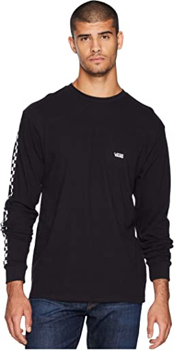 Side Check Long Sleeve T-Shirt