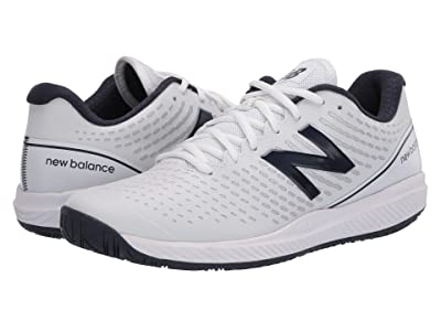New Balance 796v2 (White/Navy) Men