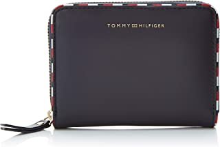 Tommy Hilfiger Women's Classic Leather Cmpct Za Wlt Wallet