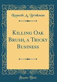 Killing Oak Brush, a Tricky Business (Classic Reprint)