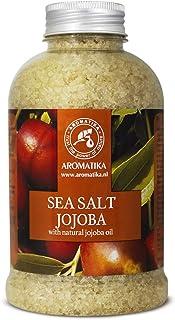 Sal de Baño Jojoba 600g - Sal Marina con Aceite de Jojoba