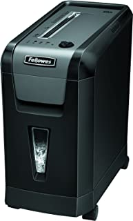 Fellowes Powershred 69Cb 10-Sheet Cross-Cut Paper and Credit Card Shredder with Jam Blocker Technology (3330101)