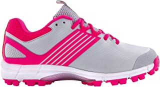 Grays Flash II Hockey Shoes - Silver/Pink - New for 2019 (8.5 UK)