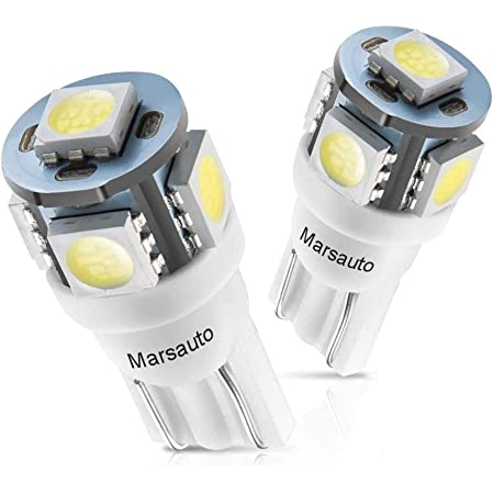 168 194 2825 T10 Canbus LED Bulbs for Chevy Tahoe 1995-2020 License Plate Light