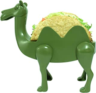Camel Taco Holder - HumpoTaco (Holds 2 Tacos!) - for animal lovers-Taco Tuesdays and Parties - Perfect Gift for Taco Lovers - Perfect for Kids or Adults Fun Kitchen Accessory Taco Stand