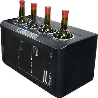 Vinotemp IL-OW004 Il Romanzo 4-Bottle Open Wine Cooler