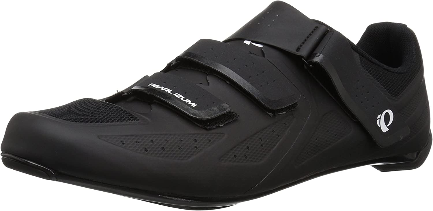 Pearl iZUMi Men's Select Road v5 Cycling shoes Black, 41.0 M EU (7.7 US)