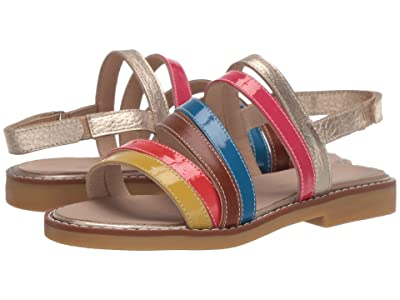 Elephantito Endless Spring Sandal (Toddler/Little Kid/Big Kid) (Multi Bright) Girls Shoes