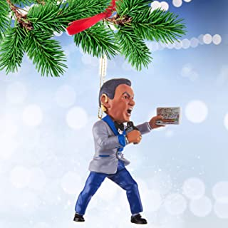 MMABobblehead.com Bruce Buffer Christmas Ornament - It's Time! Exclusive