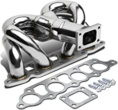 DNA MOTORING TM-FF03ZT Stainless Steel Turbo Manifold