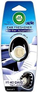 Air Wick Car Freshener Vent Clip, New Car Fragrance, 1 Unit