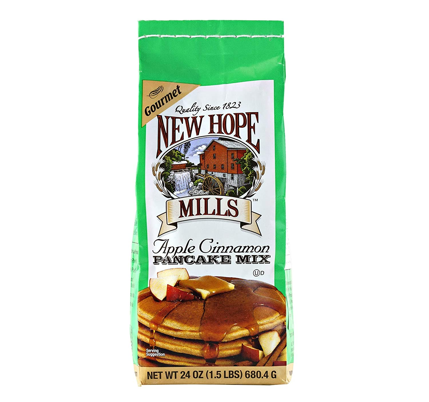 New Hope Mills Flavored Pancake Manufacturer OFFicial shop Mix- 24 Your Bags- Two Charlotte Mall Choic oz.