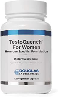 Douglas Laboratories - TestoQuench for Women - Supports Skin, Hair, Heart, and Testosterone Sensitive Tissues in Women - 1...