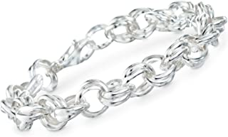 Best round link bracelet Reviews