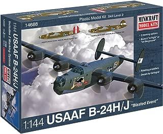 Minicraft 14688 1/144 B-24H/J USAAF/CAF
