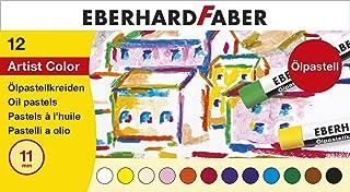 Eberhard Faber olejne pastelowe kredki kartonowe pudełko 12 szt.