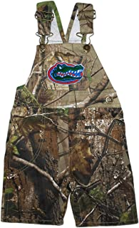 University of Florida Gators Baby and Toddler Camo Long Leg Overall