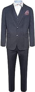 HARRY BROWN Suit Slim Fit 3 Piece