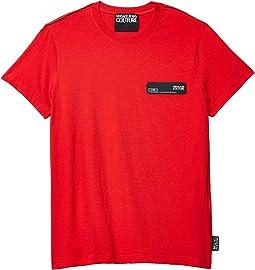 T-Shirt Rubber Logo Patch