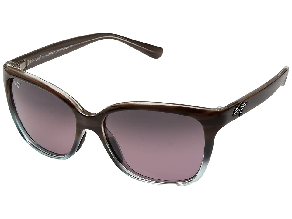 Maui Jim Starfish (Sandstone/Blue/Maui Rose) Athletic Performance Sport Sunglasses