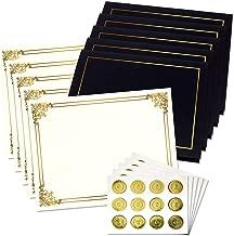 Best award certificate envelopes Reviews
