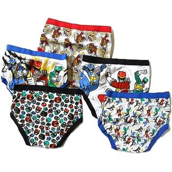 Boys Power Rangers Vest /& Slip Briefs Pants Cotton Underwear Set 4 to 10 Years