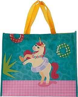 Puckator Sunglasses Case-Enchanted Princess and Rainbow Unicorn Mixed Height 6cm Width 16cm Depth 5cm