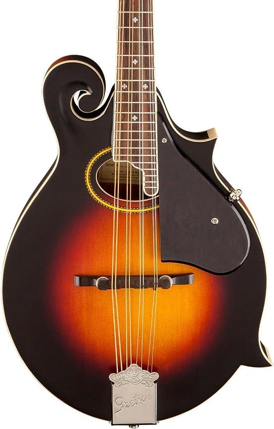 合理化ソーセージサラミGretsch グレッチ G9350 Park Avenue F-Mandolin A/E - Vintage Sunburst アコースティックギター アコギ ギター (並行輸入)