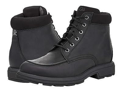 UGG Biltmore Mid Boot (Black) Men