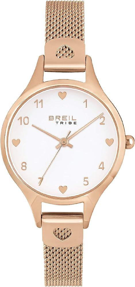 Breil orologio da donna in acciaio inossidabile colorato EW0523