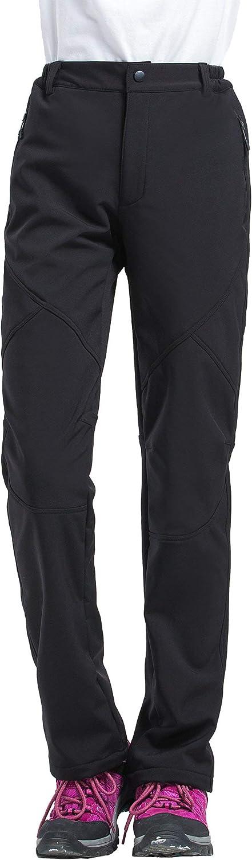 Yanbyn Women's Outdoor Hiking Pants Water Resistant Fort Bombing new work Worth Mall Sportswear S