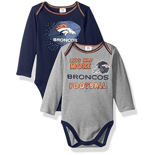 Baby Denver Broncos Apparel  Amazon.com a71b90bc9